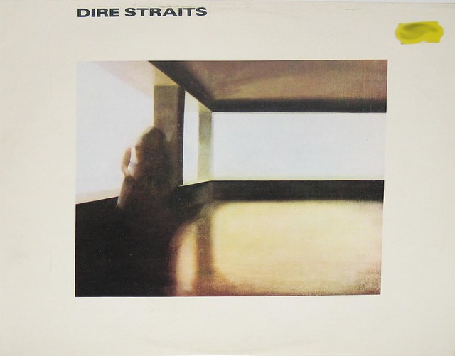"Dire Straits S/T Self-Titled Portugal 12"" vinyl LP"