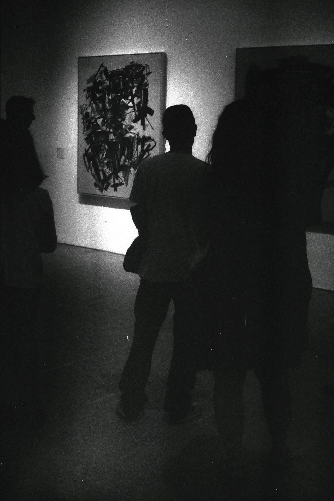 Madrid. Museo Reina Sofía - Interior. (I)