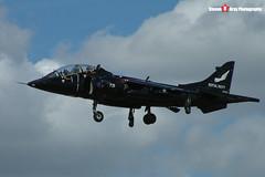 ZD990 721 - 41H 212043 - Royal Navy - British Aerospace Harrier T8 - Fairford RIAT 2005 - Steven Gray - DSCF2696