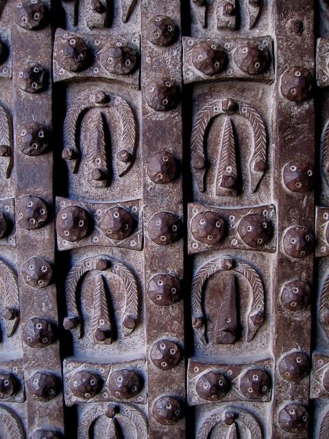 horseshoe doors aleppo syria