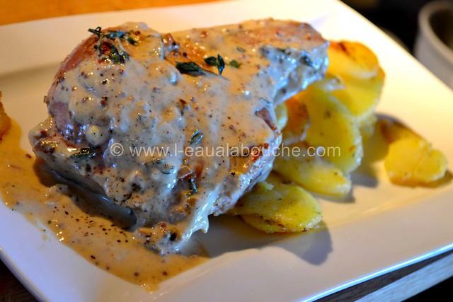 Côtes de Porc à la Moutarde © Ana Luthi Tous droits réservés 018