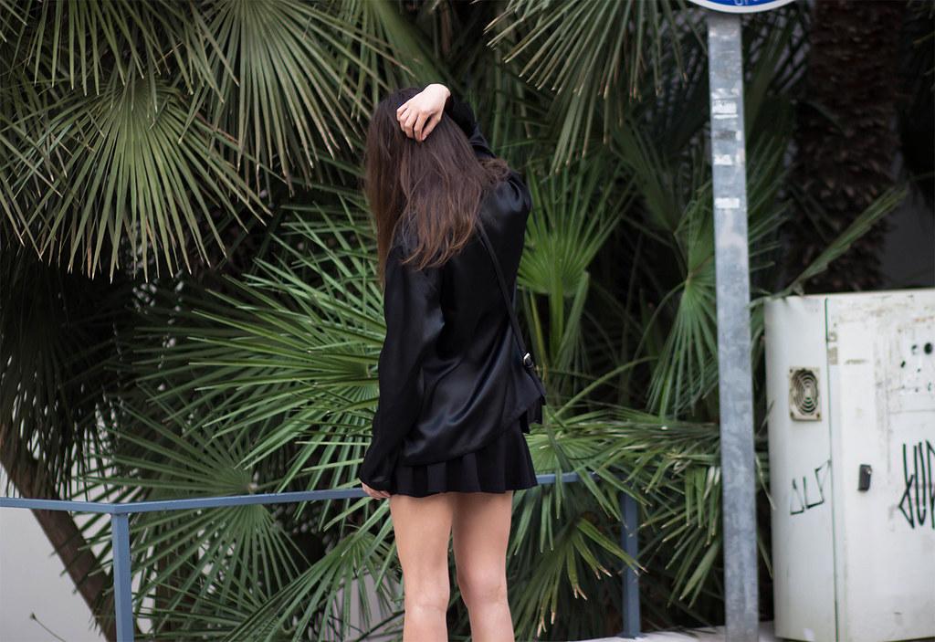 Black Silk and Palms