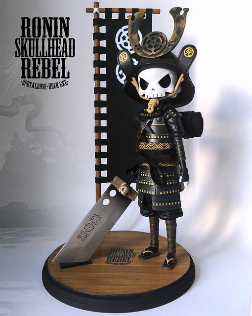 Ronin Skullhead Rebel