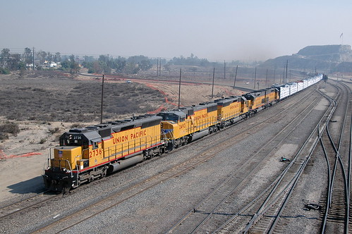 Classic Mecwc Classic Train Out Of El Centro With Two Mk R Flickr