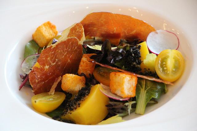 Beetroot Parma Ham Salad