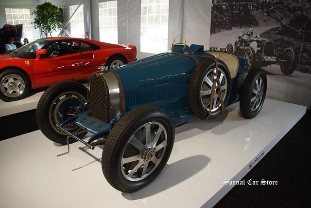 1931 BUGATTI TYPE 51 GRAND PRIX RACING TWO SEATER