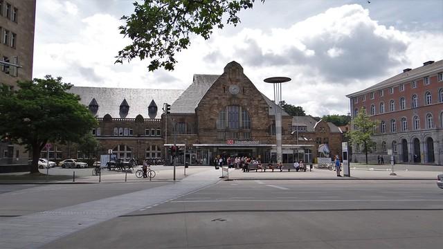 Aken / Aachen HBF station