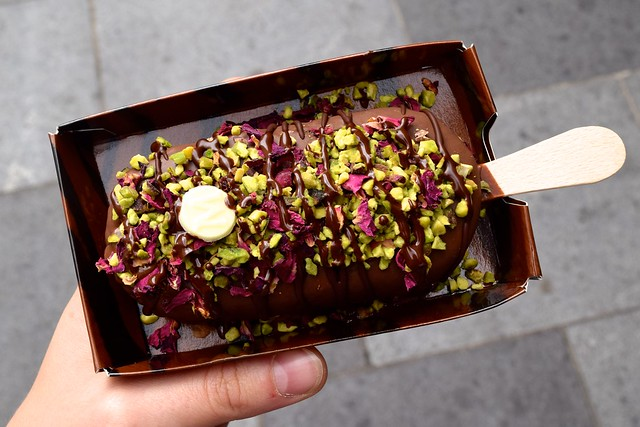 Build Your Own Magnumn at the Magnum Pleasure Store Pop-up | www.rachelphipps.com @rachelphipps