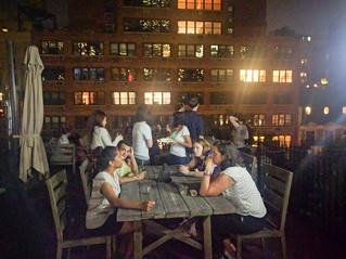 Rooftop Teammates