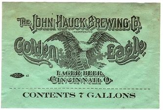 hauck-golden-eagle-label