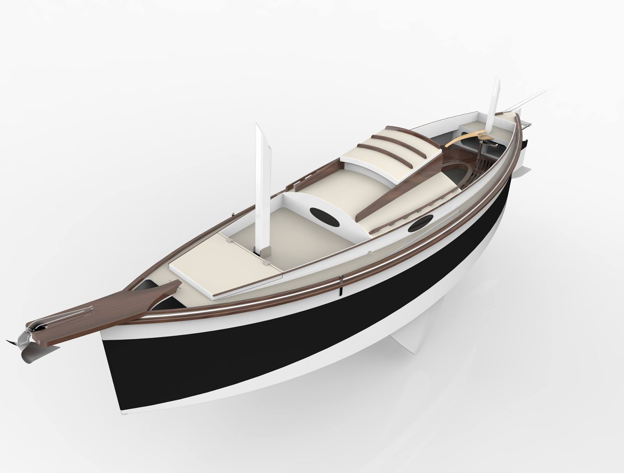 Yawl Boat Plans   Free Boat Plans TOP