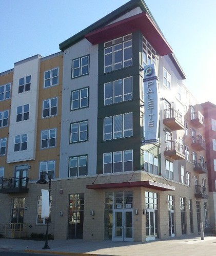 Apartments Around Dc: This Is @thebozzutogroup's Palette Apartments In Hyattsvil