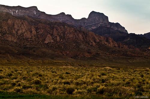 Notch Peak from the northwest