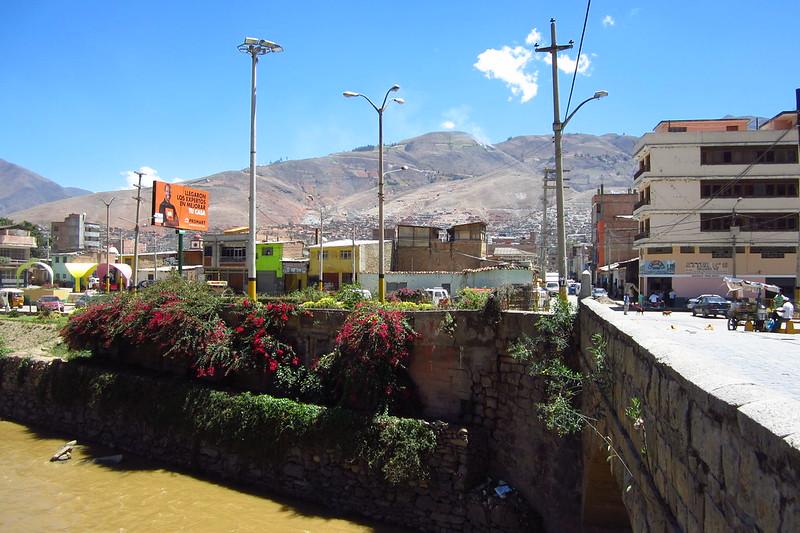 Views from Huánuco, Peru