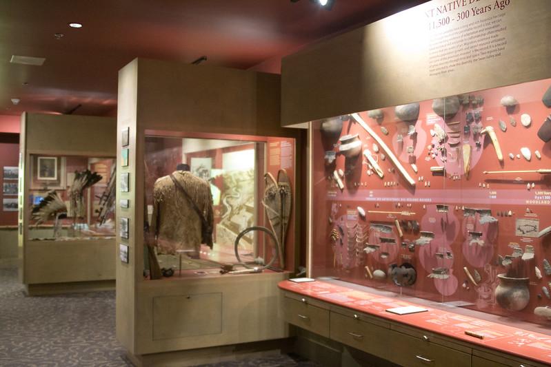 Manitoba Museum exhibit