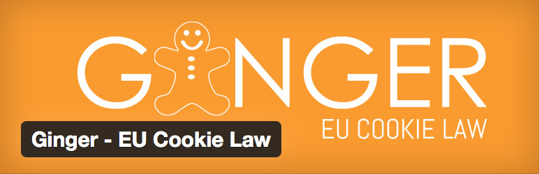 Ginger Cookie Law migliori plugin wordpress
