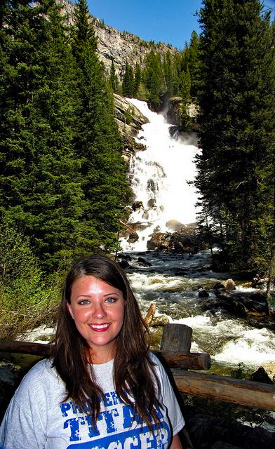 Karen Hidden Falls