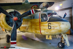 MM136556 41-6 - 465 - Italian Air Force - Grumman S-2F Tracker - Italian Air Force Museum Vigna di Valle, Italy - 160614 - Steven Gray - IMG_0625_HDR