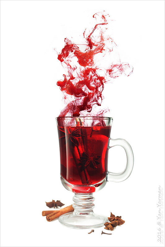 Mulled wine flavor
