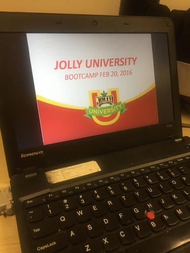 Jolly University