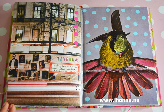 Art Journaling Can be just about anything made by iHanna