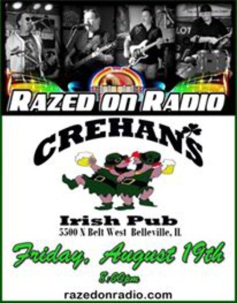 Razed On Radio 8-19-16