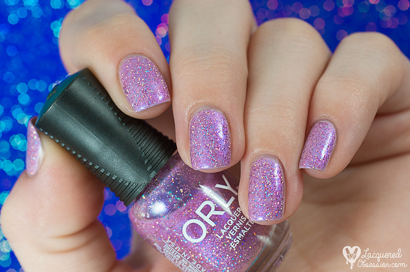 Orly - Feel The Funk + funky stamping