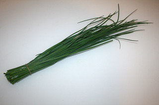 09 - Zutat Schnittlauch / Ingredient chives