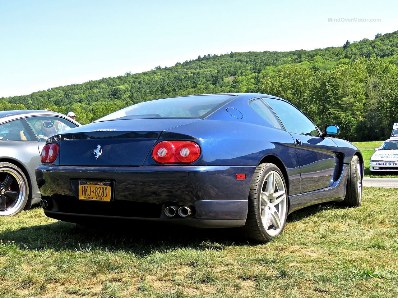 Ferrari 456M GT Lime Rock 5