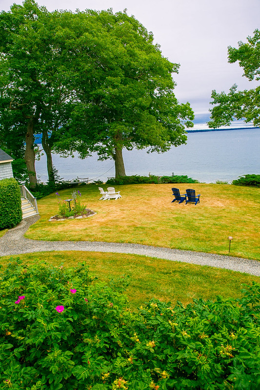 best oceanfront bed and breakfast in Maine, best hotels in Maine