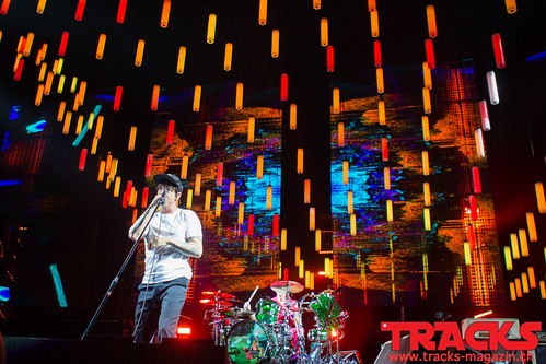 Red Hot Chili Peppers @ Hallenstadion - Zurich