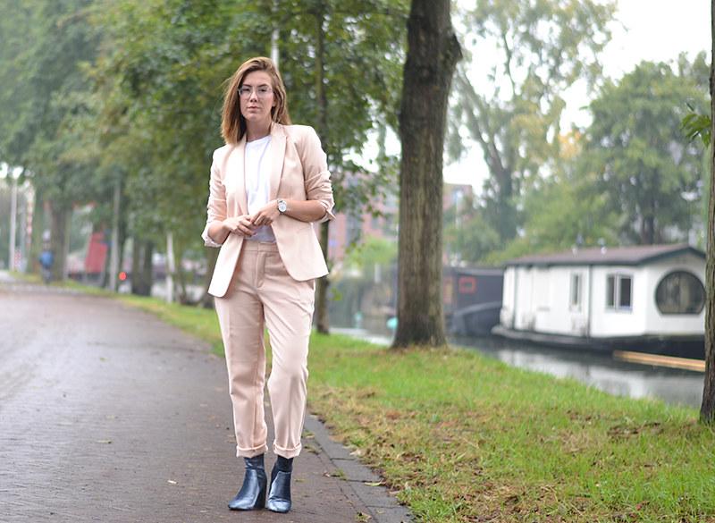 Zara Pink Suit 2