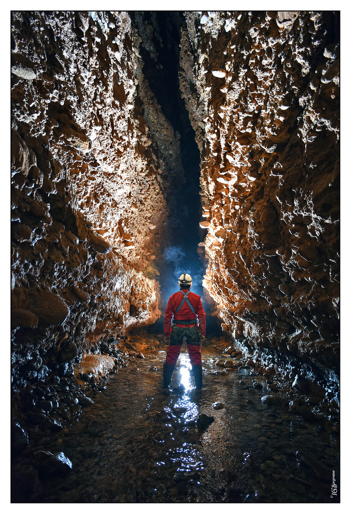 Cueva de Fuentemolinos, Nivel inferior