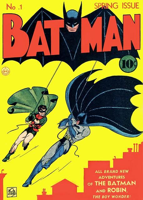 cover Batman 1