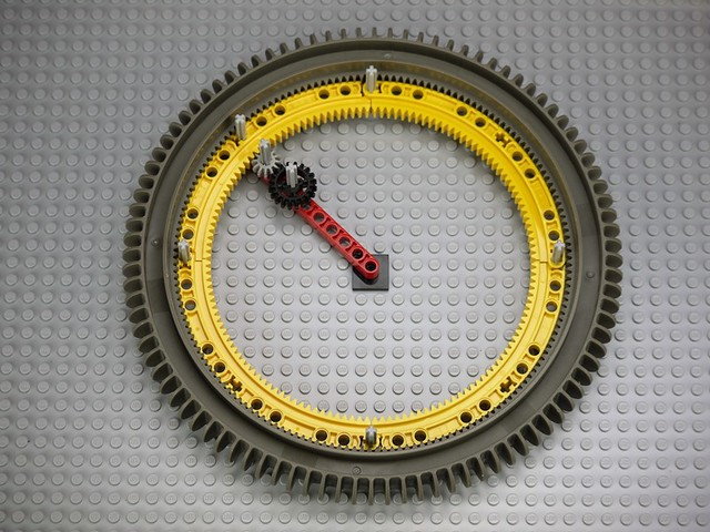 Circle Gear Rack 11X11 (11)