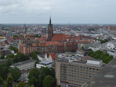 Rathaus 6 locuri de vizitat in Hanovra