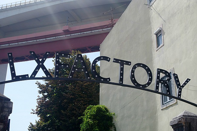 Lisbona - LX factory (1)