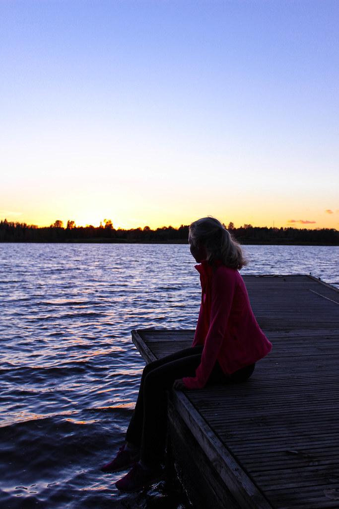 October lake 34