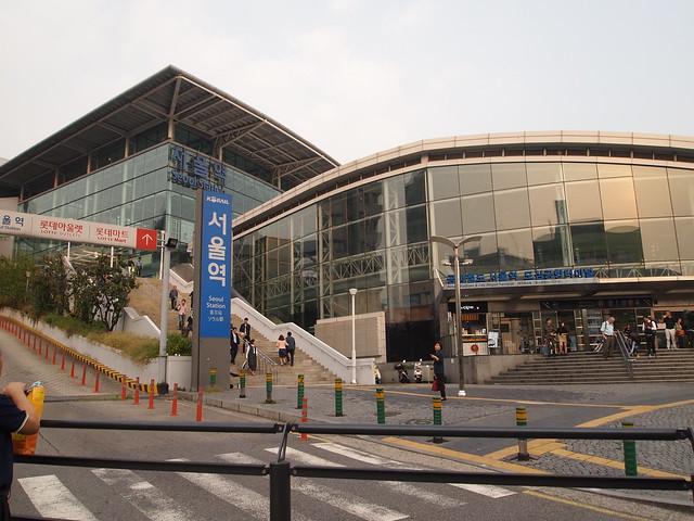 P9242177 空港鉄道(A'REX/コンハンチョルド/공항철도) 韓国 ソウル