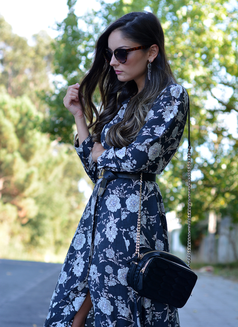 zara_ootd_lookbook_street style_floral dress_06