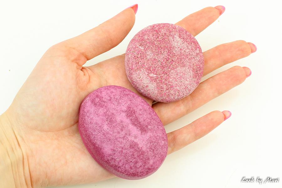 4 Lush The plumps solid conditioner kiinteä hoitoaine kokemuksia review