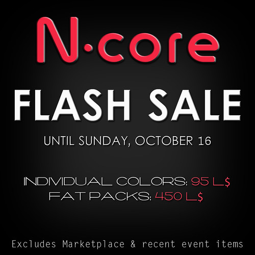 N-Core Flash Sale