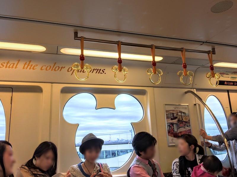 迪士尼單軌電車