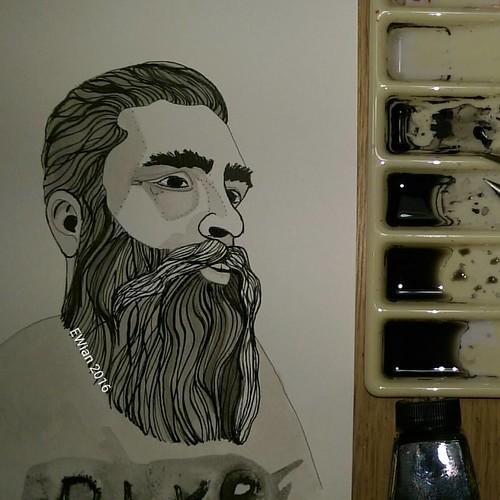 Beards in Bergen 5