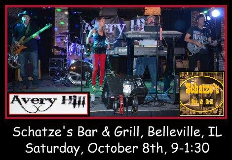 Avery Hill 10-8-16