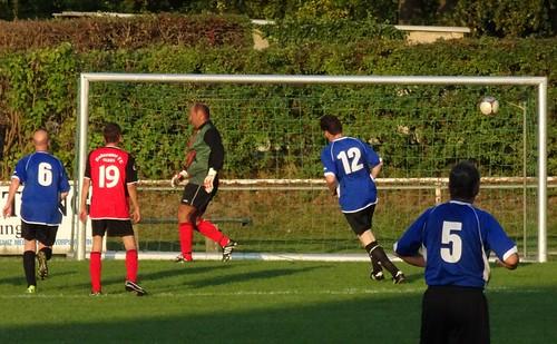 Veterans over-50: Doberaner FC 1:3 SG ESV/ PSV Rostock