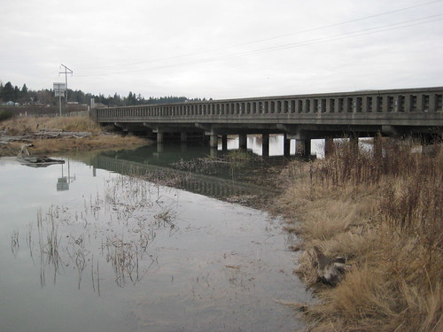 63-year-old Davis Slough Bridge | by WSDOT