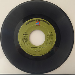 THE WATTS 103RD STREET RHYTHM BAND:BROWN SUGAR(RECORD SIDE-B)