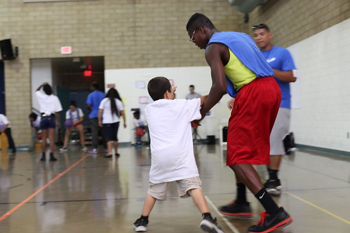 Camp JPAC Basketball Clinic | by Special Needs Network