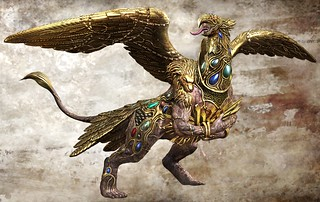Soul Sacrifice - Griffon | by PlayStation Europe